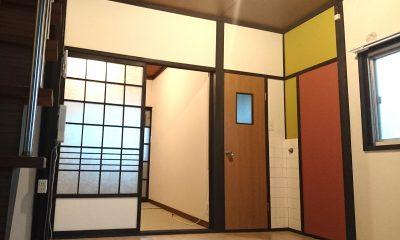 【リフォーム事例】初めての古家(空き家)再生ビフォー・アフター